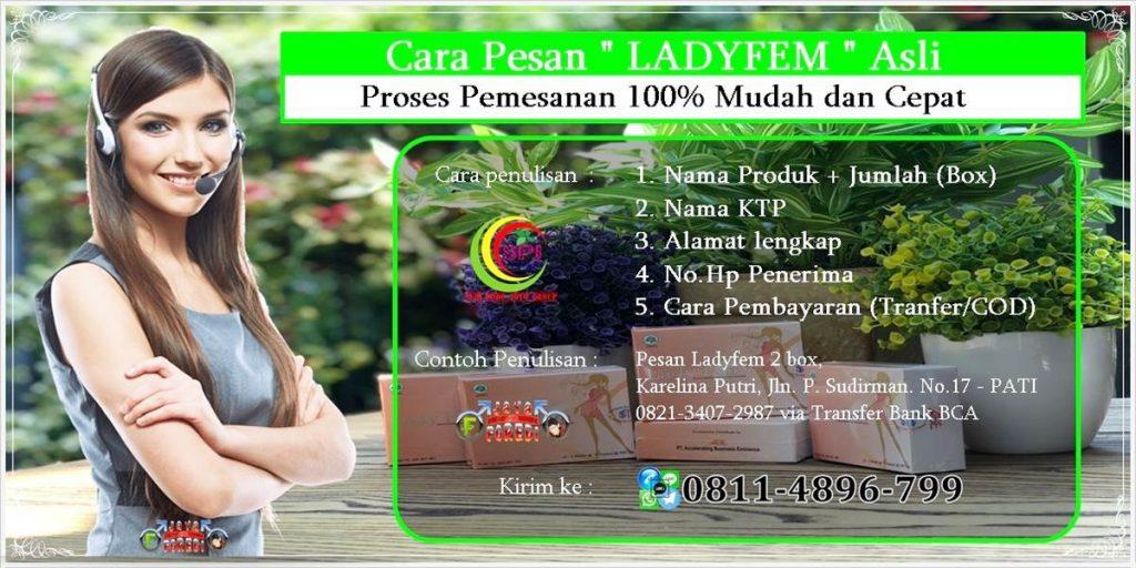 Cara pesan ladyfem asli dengan mudah dan cepat