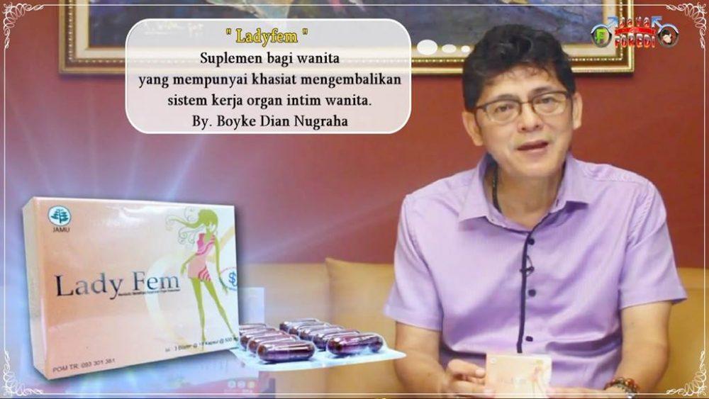 Manfaat Ladyfem Dr Boyke