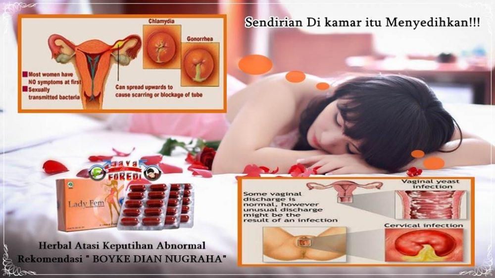 Manfaat ladyfem untuk keputihan abnormal