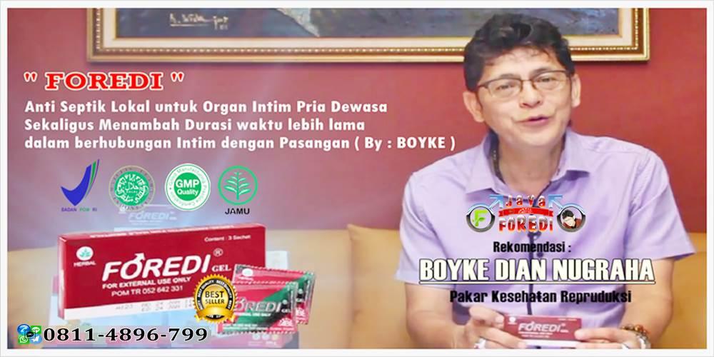 Harga Foredi Boyke