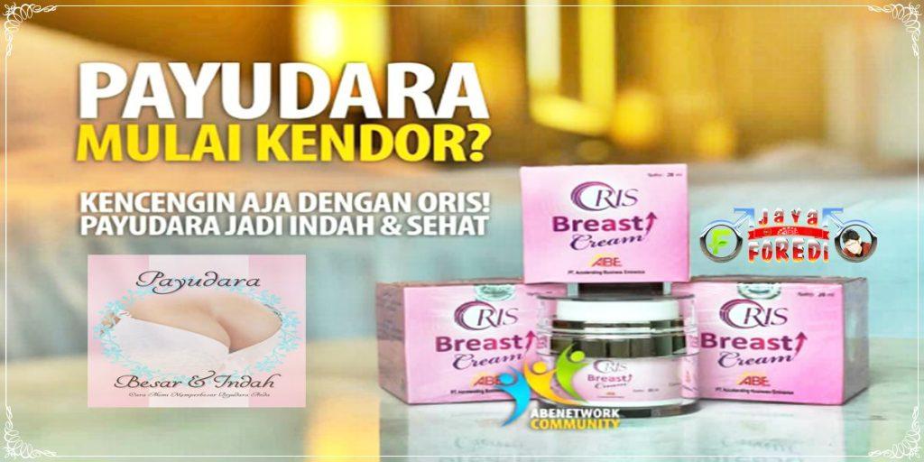 Testimoni Oris Breast Cream