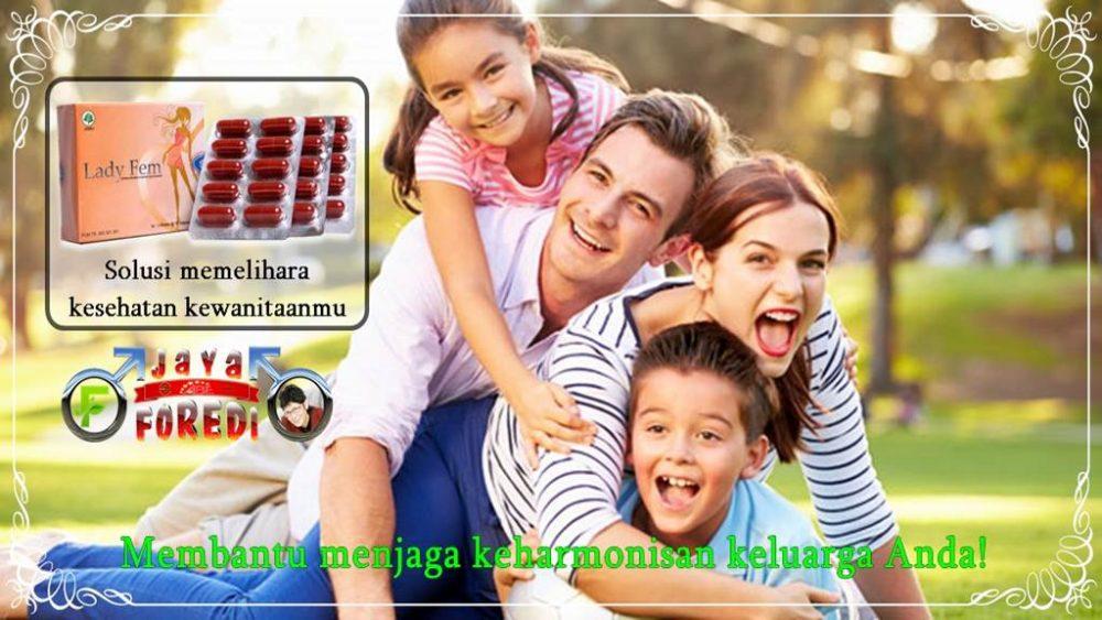 Manfaat Ladyfem untuk menjaga keharmonisan keluarga anda