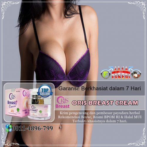 Jual Oris Breast Cream asli harga murah di Banten