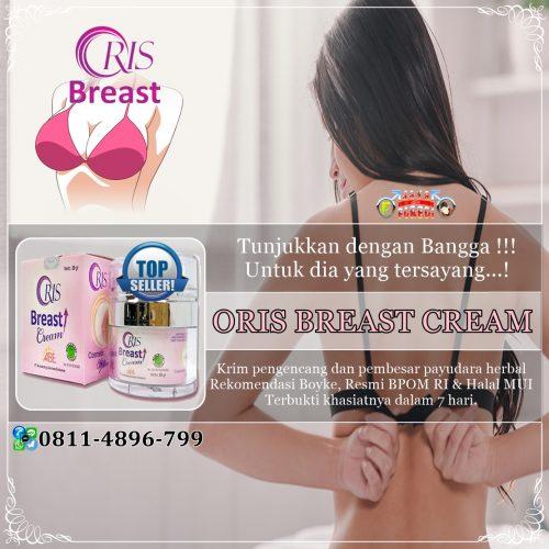 Jual Oris Breast Cream asli harga murah di Semarang Jawa Tengah