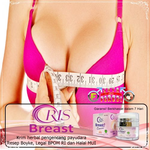 Jual Oris Breast Cream asli harga murah di Brebes Jawa Tengah