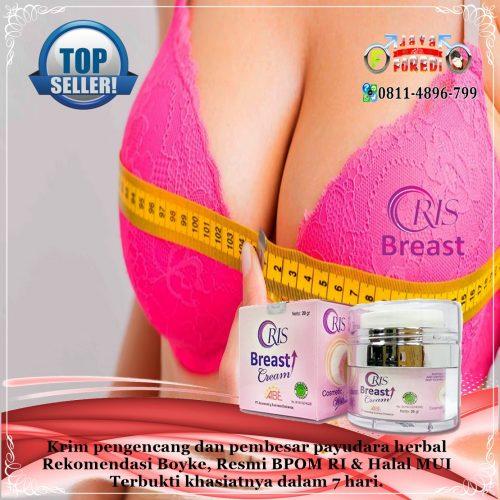 Jual Oris Breast Cream asli harga murah di Lampung