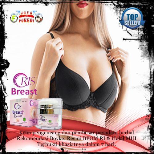 Jual Oris Breast Cream asli harga murah di Pesawaran Lampung