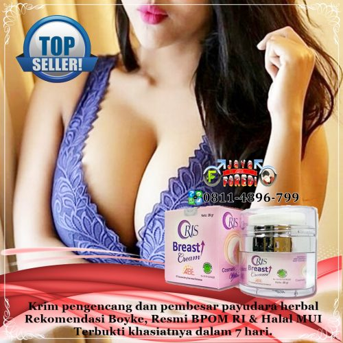 Jual Oris Breast Cream asli harga murah di Tanggamus Lampung