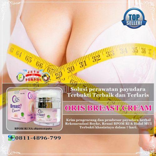 Jual Oris Breast Cream asli harga murah di Pulang Pisau Kalimantan Tengah