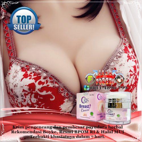 Jual Oris Breast Cream asli harga murah di Palangkaraya Kalimantan Tengah