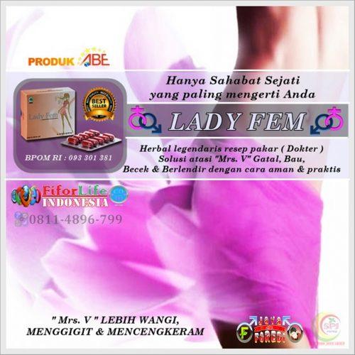 Jual Ladyfem Murah di Palangkaraya Kalimantan Tengah